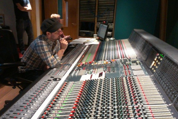 Angel Studios 2012, Recording of Tesco Commercial