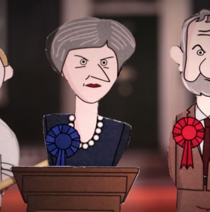 Comedy Central : UK Election Special